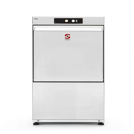 Sammic P-41B  Glasswasher To wash 30 baskets/hour. 400x400mm racks. Max. Complete with Drain Pump